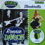 "45Re ✦ RONNIE DAWSON ✦ ""Slenderella / Slenderella (alt). Limited Edition. Hear♫"